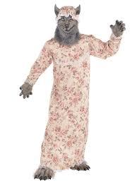Grandma Halloween Costume Grandma Wolf Costume 847757 55 Fancy Dress Ball