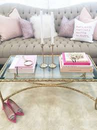 Gold Coffee Table Tray by 37 Best Coffee Table Decorating Ideas And Designs For 2017