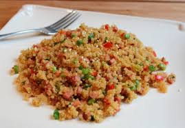 pork fried quinoa oh say can you seed recipe recipes