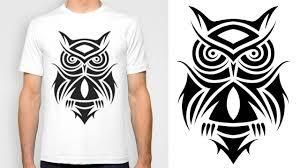 tribal owl tattoo owl tribal tattoo designs best tattoo design