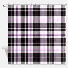 Pink Tartan Curtains Scottish Tartan Shower Curtains Cafepress