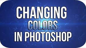 Color Of 2017 by Tutorial Photoshop Cc 2017 How To Change The Color Of An Object