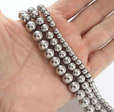 stainless ball chain necklace images 4mm 6mm 8mm 316l stainless steel high quality ball beads chain jpg