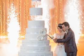a winter fantasy wedding by our fairytale wedding bridestory com
