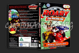 roary racing car roary takes dvd cover dvd covers
