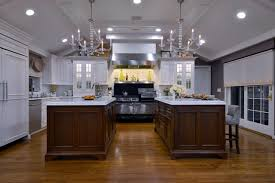 kitchen with 2 islands two islands are better than one traditional kitchen new york