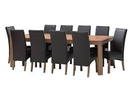 11 piece dining suites amart furniture