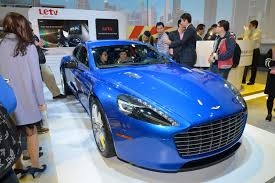 2016 aston martin rapide s aston martin goes digital with autolink rapide s at ces 2016 by