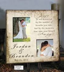Personalized Wedding Photo Frame Personalized Wedding Photo Frame Side Dad By Photoframecompany