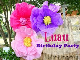 hawaiian luau party hawaiian luau party decorations uncommon designs