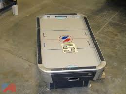 sportcraft turbo hockey table auctions international auction town of greenfield item
