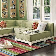 Pottery Barn Teen Couch Pb Teen Cushy Lounge Seating Apartment Therapy