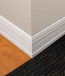 baseboard moulding styles simple style oak veneer wrapped mdf