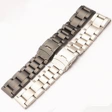 solid stainless steel bracelet images The latest solid stainless steel bracelet with for panerai pam111 jpg