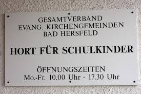 Kindergarten Bad Hersfeld Hort Für Schulkinder In Hohe Luft Soll Geschlossen Werden Bad