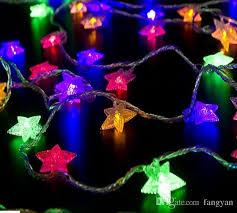 bright star led christmas lights christmas decoration led light 50 garland bright waterproof dc 4 5v