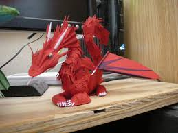 paper dragons second paper picture 2 by rekalnus on deviantart