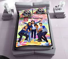 One Direction Comforter Set Blanket And Pillowcase Set Blanket Hpricot Com
