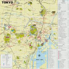 Tokyo Metro Map by Large Tokyo Maps For Free Download And Print High Resolution And
