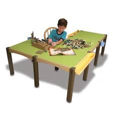 Activity Table For Kids Creative Child Magazine Connect 2 Play Kids Modular Activity Table