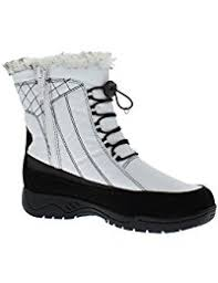 totes s winter boots size 11 amazon com white boots outdoor clothing shoes jewelry
