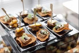 recette canape recette de canapé mousse de foie gras magret fumé et noix facile et