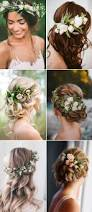 bridal hairstyle photos 2017 new wedding hairstyles for brides and flower girls green