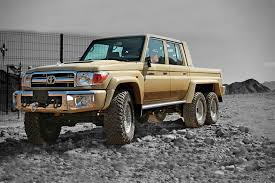 toyota land cruiser toyota land cruiser 6x6 by nsv hiconsumption
