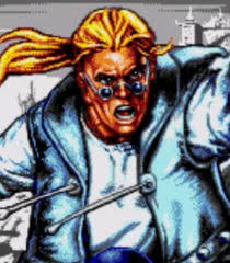 voice of sketch turner comix zone behind the voice actors