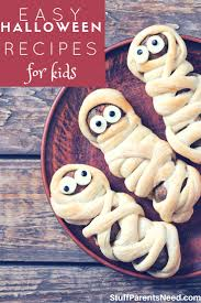 28 easy and fun halloween recipes for kids recipes holidays and