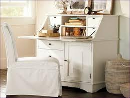 Pottery Barn Desk White Furniture Wonderful Small White Secretary Desk West Elm