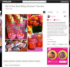 Baby Shower Supplies Store In Los Angeles A Fabulous Moroccan Baby Shower Lilyshop By Jessie Daye