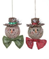 add small accents seasonal ornaments to your lush foliage to