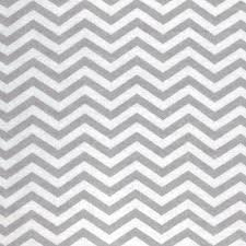 Black And White Chevron Rug Amazon Com Trend Lab Print Flannel Crib Sheet Gray And White