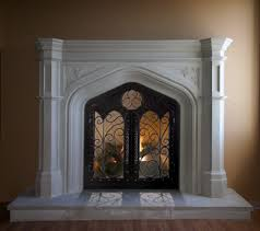 used fireplace mantel home design