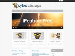 ifeature u2014 free wordpress themes