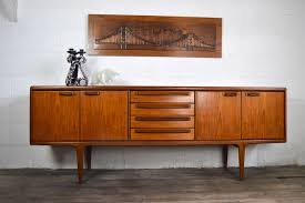 mid century sideboard by younger u2014 vintage mischief