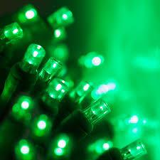 decoration green led lights c6 led go bulbs