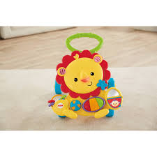 fisher price musical lion baby walker walmart com