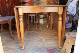 Maple Drop Leaf Table Hi Yesterday I Purchased An Ethan Allen Drop Leaf Maple