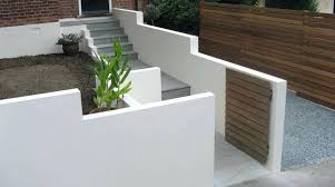 contemporary front garden design ideas easy landscaping ideas for