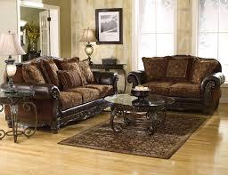 brown living room set sophisticated astoria grand shaldon sofa reviews wayfair furniture