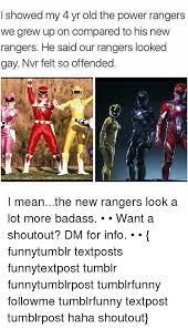 Power Rangers Meme - 25 best memes about power rangers power rangers memes