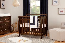 Cribs That Convert To Beds by Emily 2 In 1 Mini Crib And Twin Bed Davinci Baby