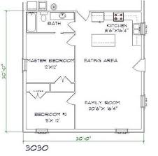 2 bedroom 1 bath floor plans top 20 metal barndominium floor plans for your home