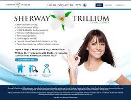 sherway gardens family day sherway trillium dental office genesis web development gta