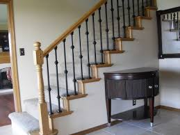 Replacement Stair Banisters Baluster Replacement Traditional Staircase Portland By