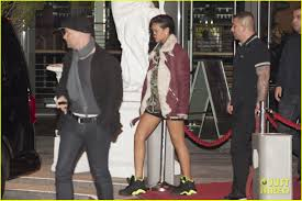 rihanna chris brown thanksgiving in berlin photo 2762670