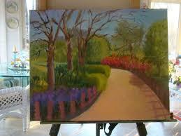 landscape paintings on view highland park il patch