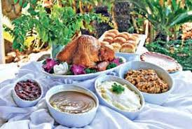 catering to your thanksgiving fixings a catered experience